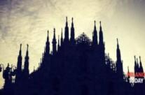 Carline, sposa a lutto: il fantasma del Duomo di MIlano