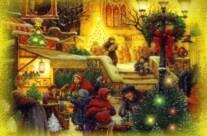 La musica che proveniva dalla casa – Racconto di Natale di Paulo Coelho